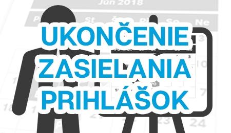 Ukončenie zasielania prihlášok na servisné školenia 2018
