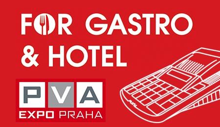 Zveme vás na Veletrh FOR GASTRO & HOTEL 2019