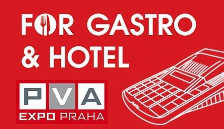 Pozývame vás na veľtrh FOR GASTRO & HOTEL 2019
