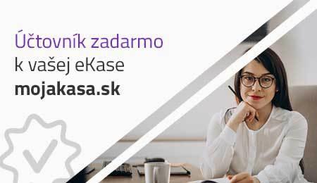 Účtovník zadarmo k vašej eKase