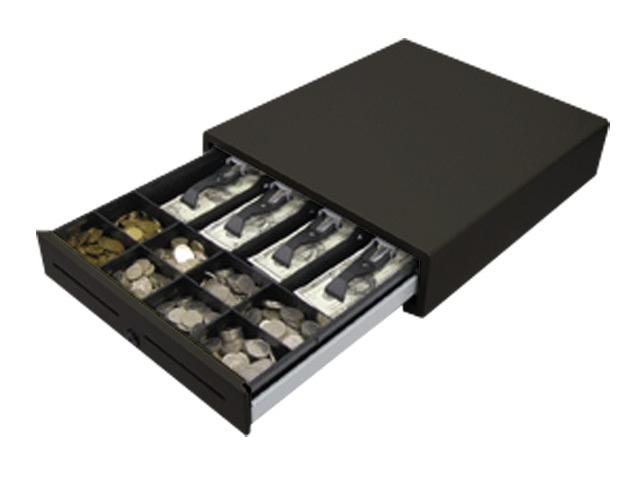 CD-400 zásuvka s vnútrom - čierna