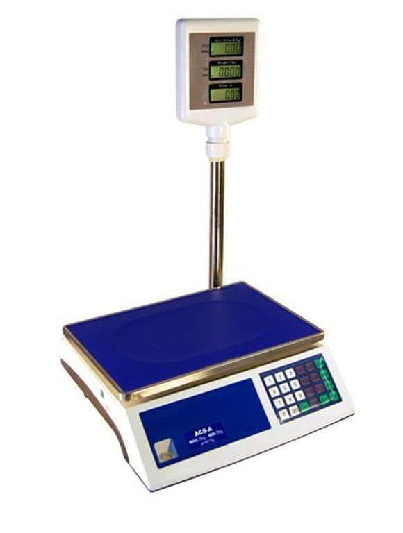 ACS - A | 3 kg | so stĺpikom