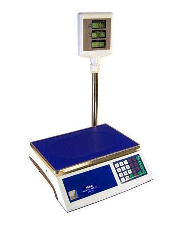 ACS - A | 6/15 kg | so stĺpikom