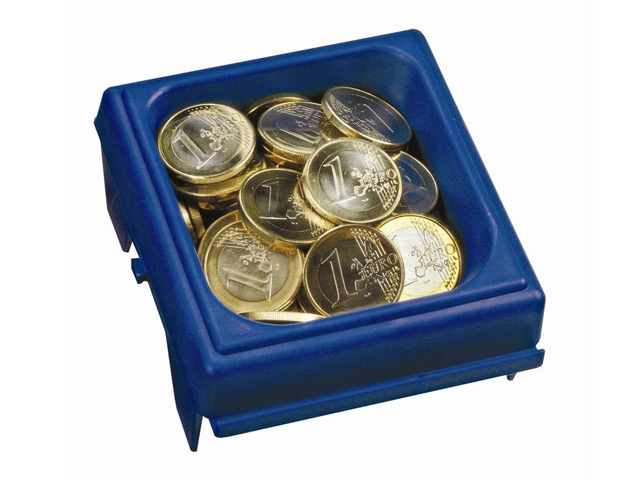 Mincovník CASH modrý