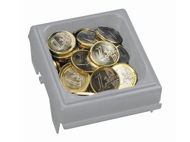 Mincovník CASH šedý