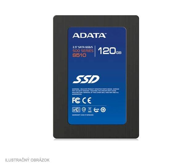 Rozšírenie pamäte 120GB SSD