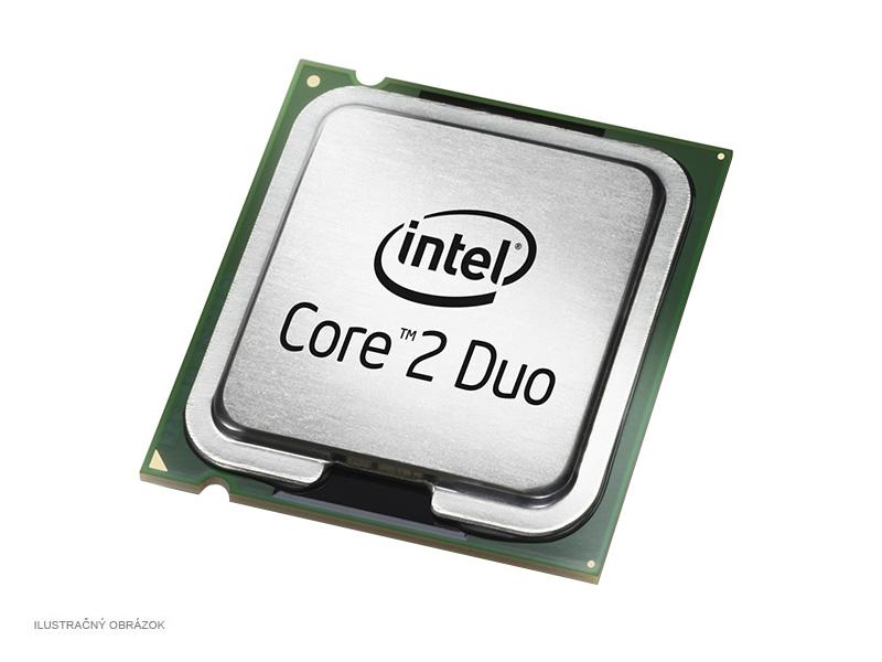 Duálny procesor D2550