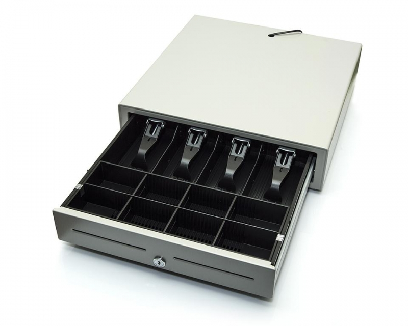 CD-840 K zásuvka s vnútrom otváraná na kľúč - svetlá