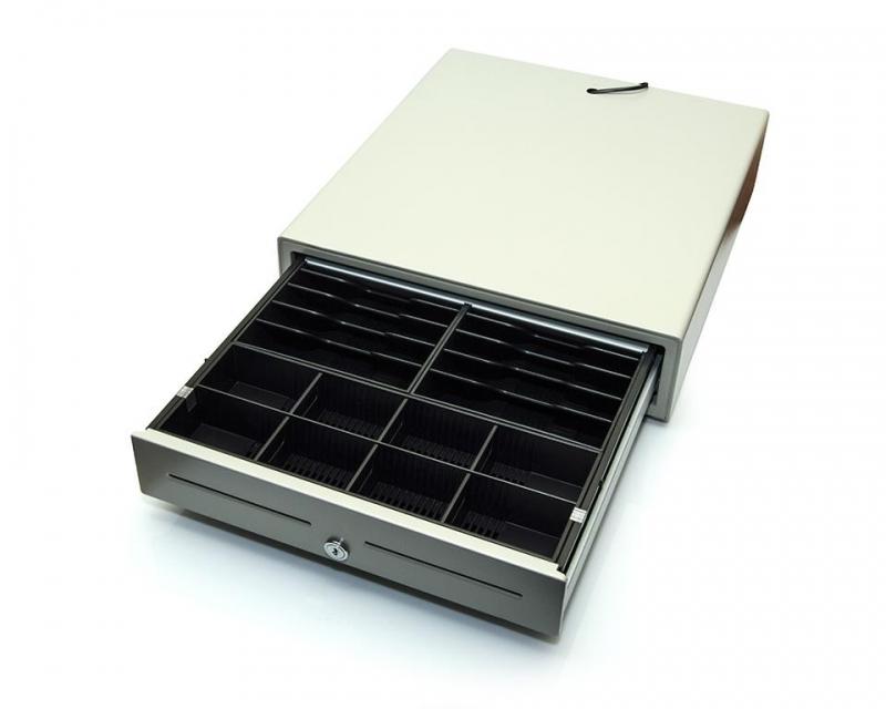 CD-880 K zásuvka s vnútrom otváraná na kľúč - svetlá