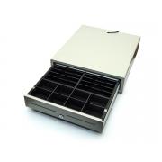 CD-880 K zásuvka s vnitřkem otevírána na klíč - bílá
