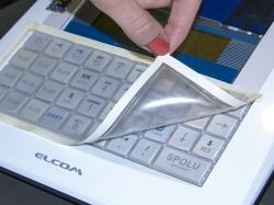 Silikonový kryt klávesnice Euro-150 Flexy
