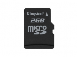 Micro SD karta 2 GB Kingston