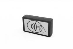 RFID snímač s držiakom