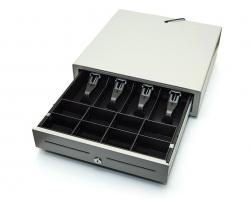 CD-840 K zásuvka s vnútrom otváraná na kľúč 12V - biela