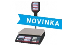 Váha T-Scale WSP s výpočtom ceny | 3/15 kg | so stĺpikom