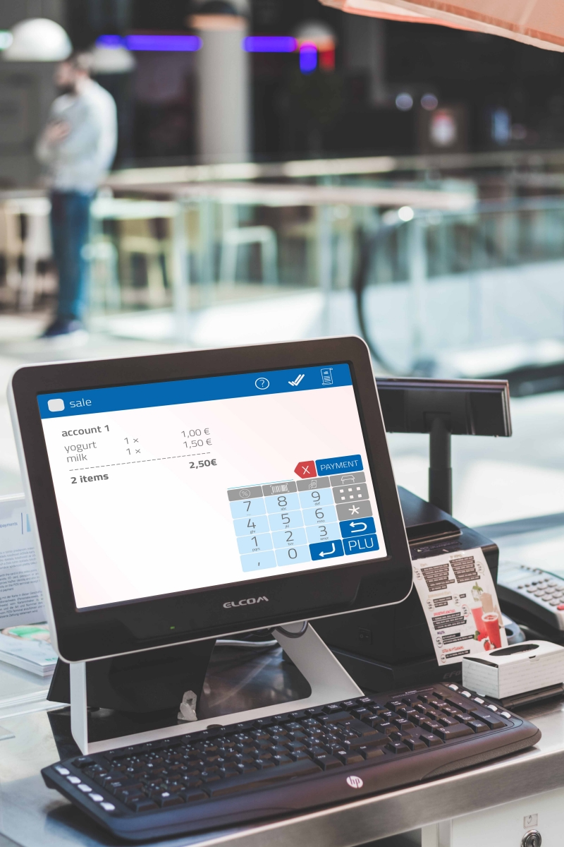 ELCOM Bravo Android | ELCOM Cash Registers