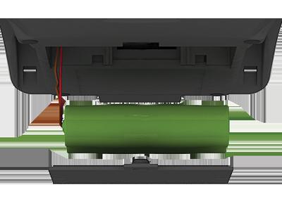 Einfach austauschbare Batterie