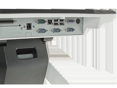 Široké možnosti připojení externích zařízení