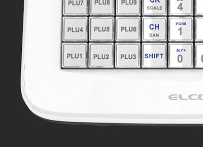 Programovatelná a odolná klávesnice