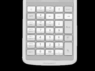 Velká silikonová klávesnice