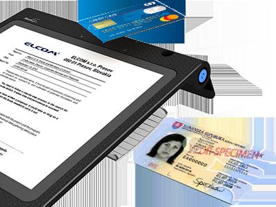 Secure customer identification