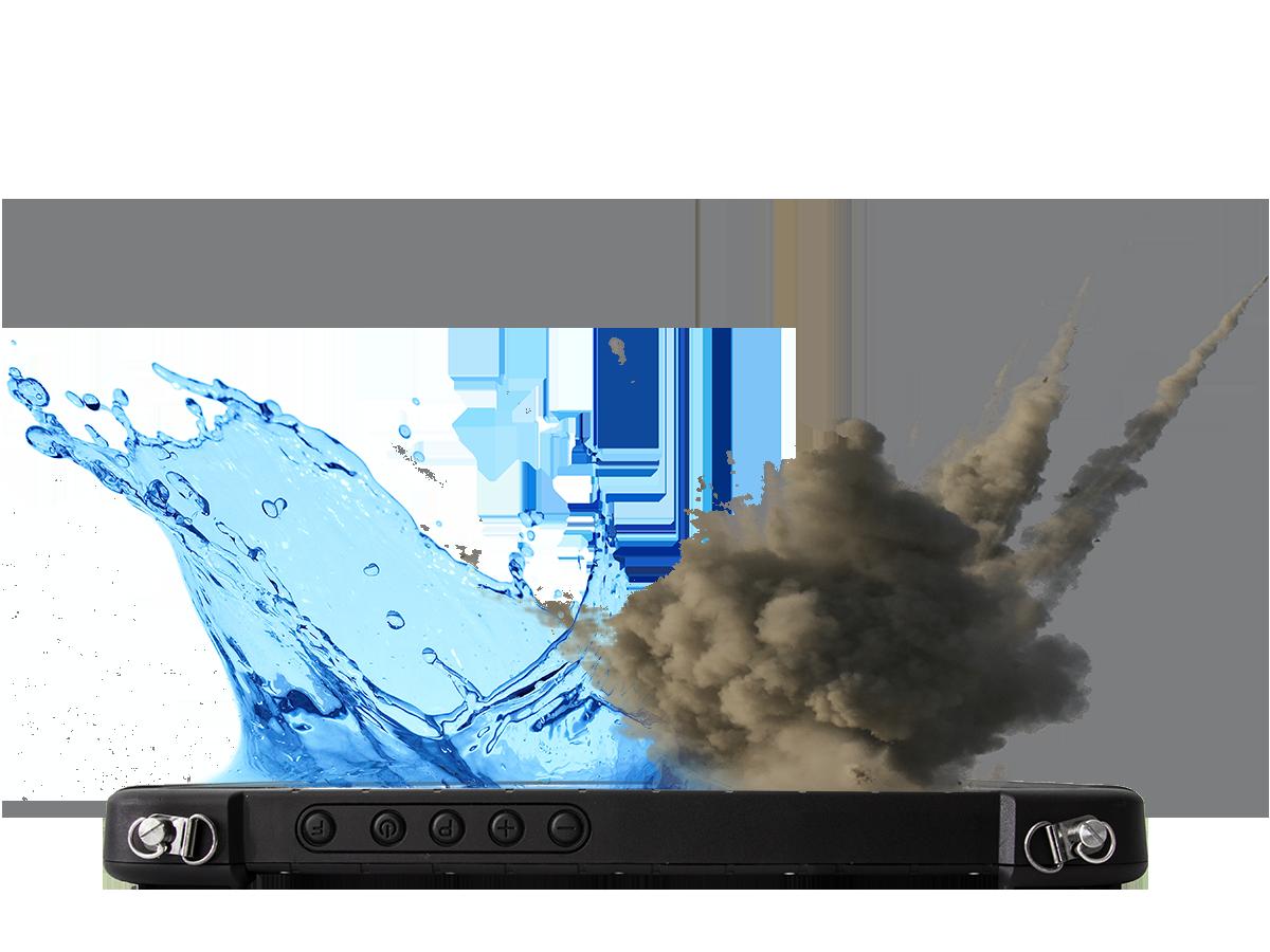 Odolnosť voči prachu a vode