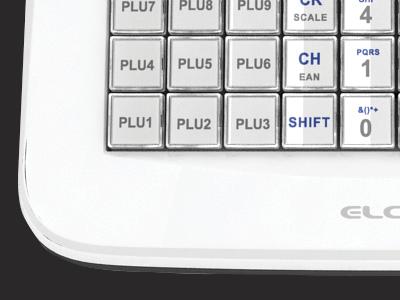 Programovateľná a odolná klávesnica